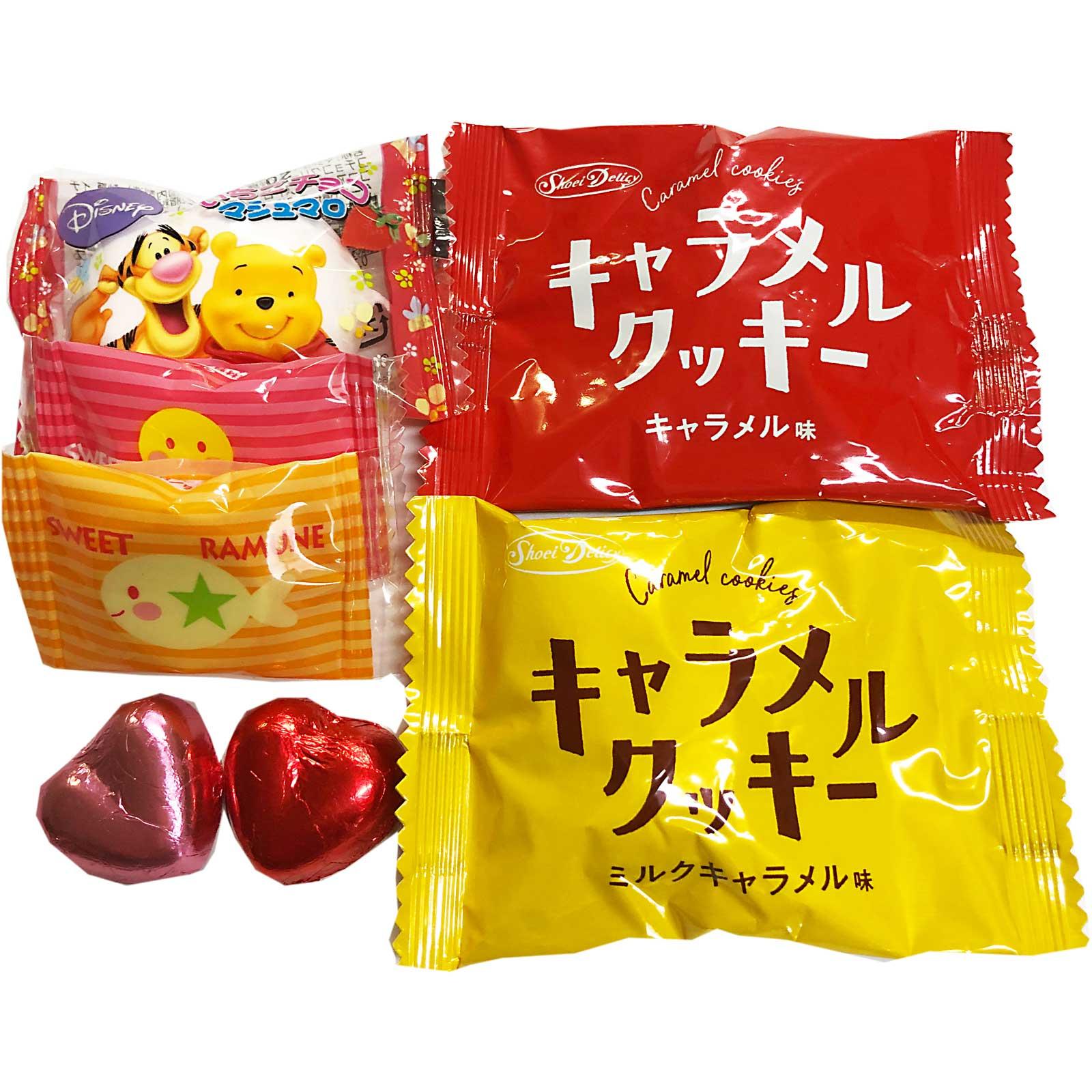 バレンタインのお菓子